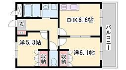 山陽姫路駅 5.0万円