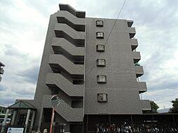 ベルシャイン竹原A棟[6階]の外観