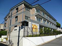 Racross桃山[115号室]の外観
