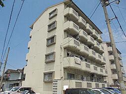 愛媛県松山市古川南3丁目の賃貸マンションの外観