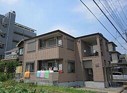 埼玉県さいたま市緑区東大門3丁目の賃貸アパートの外観