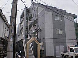 ディアコートC[2階]の外観