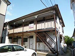 千葉県浦安市海楽1の賃貸アパートの外観