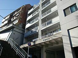 平田ビル[502号室]の外観