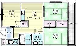 阪急千里線 山田駅 徒歩19分