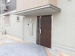 ルアナ姉崎[3階]の外観