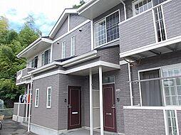 広島県呉市焼山西3丁目の賃貸アパートの外観