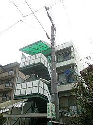 コーポ京趣苑[2階]の外観