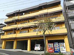 オレンジHILL T[4階]の外観