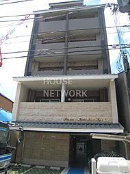 プレサンス京都三条響洛[101号室号室]の外観