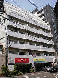 福岡県北九州市小倉北区馬借1丁目の賃貸マンションの外観
