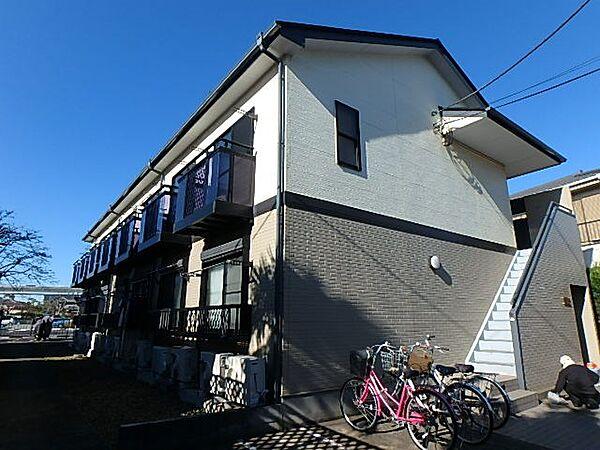 パインヒル東小松川I[1階]の外観