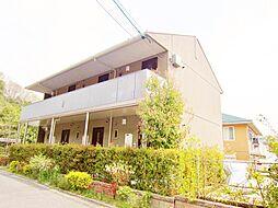 広島県広島市安芸区瀬野西2丁目の賃貸アパートの外観