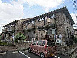 埼玉県さいたま市緑区大間木の賃貸アパートの外観