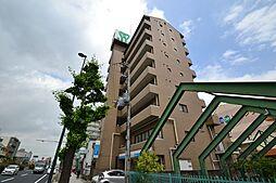 ワコーレ甲南[3階]の外観