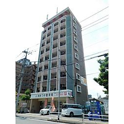 福岡県北九州市小倉北区片野1丁目の賃貸マンションの外観