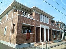 香川県坂出市西大浜南3丁目の賃貸アパートの外観