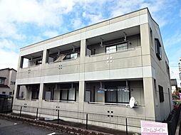 愛知県岩倉市新柳町2丁目の賃貸マンションの外観