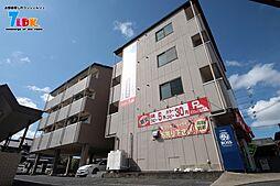 森田マンション[3階]の外観
