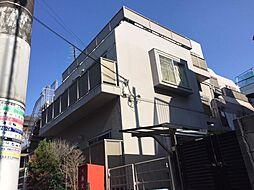 ヘイワハイム[1階]の外観