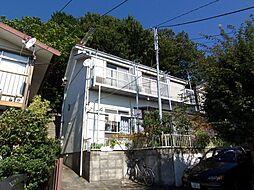 サンハイツ[2階]の外観
