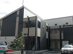 フジパレスデルフィ鳳南[2階]の外観