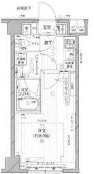メインステージ板橋志村II[0102号室]の間取り
