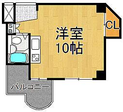 グレイスマンション2番館[5階]の間取り