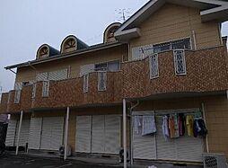 千葉県市原市山田橋2丁目の賃貸アパートの外観