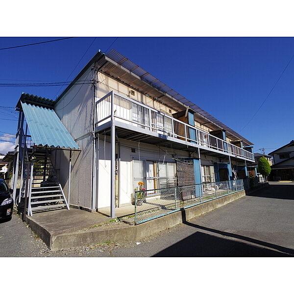 青沼アパートA[1階]の外観