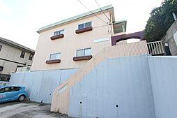 愛知県名古屋市名東区扇町1丁目の賃貸アパートの外観