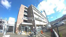 大阪府大東市平野屋2丁目の賃貸マンションの外観