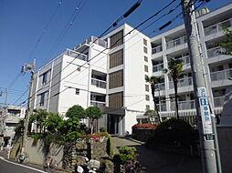 大岡山コーポラス[104号室]の外観