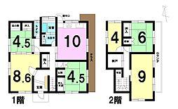 伊予市駅 1,100万円