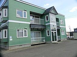 カレン札幌[2階]の外観