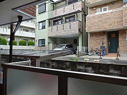 大阪府豊中市曽根西町3丁目の賃貸アパートの外観