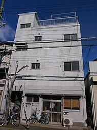 西浜マンション[201号室]の外観