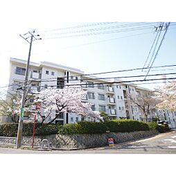 大阪府寝屋川市三井が丘1丁目の賃貸マンションの外観