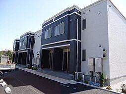 埼玉県鴻巣市人形4丁目の賃貸アパートの外観