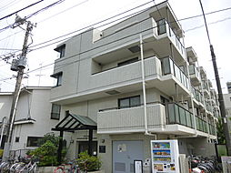 クリオ川崎東壱番館[4階]の外観