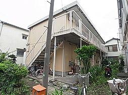 小島コーポ[203号室]の外観