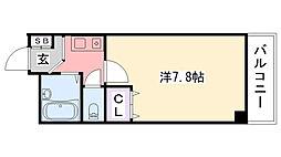 リッチライフ甲子園VIII[306号室]の間取り