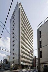 コンフォリア浅草松が谷[5階]の外観