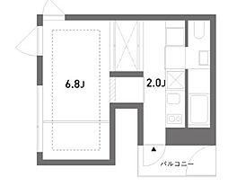 LINO[3階]の間取り