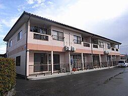 桜沢ハイツI[1階]の外観