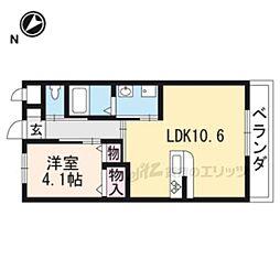 伊勢田駅 6.7万円