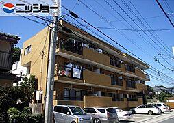 マンション冨田[3階]の外観