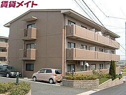 三重県四日市市桜台本町の賃貸マンションの外観