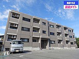三重県鈴鹿市末広北2丁目の賃貸マンションの外観