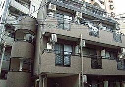東京都豊島区西巣鴨3丁目の賃貸マンションの外観